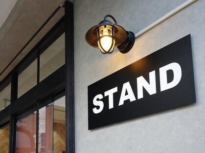 スタンド(STAND)の写真