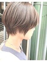 モッズヘア 仙台PARCO店(mod's hair)【奥山】小顔効果○ショートスタイル★