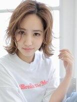 アグ ヘアー ジャパン 札幌9号店(Agu hair japan)涼しげエアリーカールボブ
