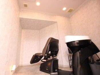 オリノ(olino)の写真/【西田辺/徒歩1分】完全個室のスパブースが非日常の贅沢で上質な至福の空間に♪髪も身体もリラックス◎