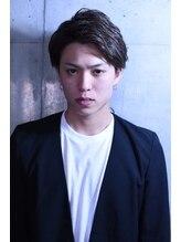 ネオヘア 八広店(NEO Hair)【NEO Hair】アップバングメリハリショート