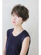 モッズ ヘア 上大岡店(mod's hair)美シルエットのショートスタイル 【COLETTE 2013-14 A/W】
