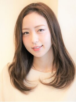 セルディック ヘアー(Seludique Hair)の写真/[プラチナストレート登場☆]ナチュラルから、しっかりクセ伸ばしまで、Seludique Hairにお任せ☆