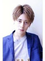 リップスヘアー 銀座(LIPPS hair)横浜流星さん風☆シェダーパート