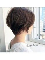 モッズヘア 仙台PARCO店(mod's hair)ハンサムショート