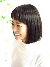 トモズヘアデザイン(Tomo's Hair Design)プリンセスボブ