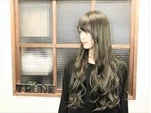 ヘアスタジオ トランク(Hair Studio TRUNK)の雰囲気(イルミナ、アディクシーなど透明度の高い外人風系カラー多数)