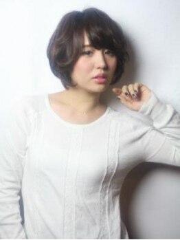 """マインドステージ(MIND STAGE)の写真/""""デザイン""""と""""髪素材""""の美しさ。相反する二つの美しさが交わるデザインを提案するサロン!"""