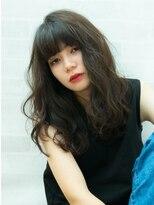 ヘアーメイク リアン 新田辺店(Hair Make REAN)外国人風パーマスタイル