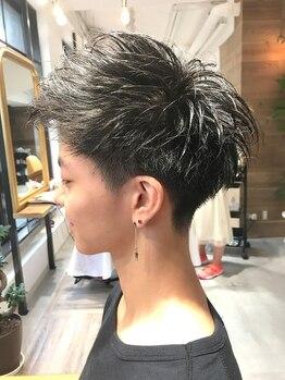 グラム ヘアー(glam hair)の写真/<練馬春日町駅/徒歩5分>計算されたカット技術で自宅でもサロン級のスタイルを再現!毎朝のお手入れ楽々♪