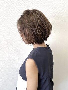 ヘアハウス ルアナ(Hair House Luana by NYNY)ショートボブ