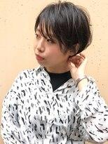 ラウンジ モリオ イケブクロ(Lounge MORIO Ikebukuro)【morio池袋】大人クールハンサムショート☆