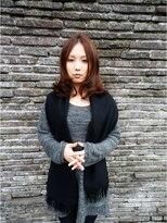 レフィア バイ エアリー(Lephia by airly)ふんわりセミロング