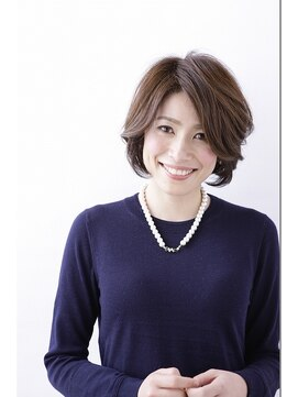 デザイアー 下高井戸店(desire)リラックスモードボブ      【desire下高井戸店】