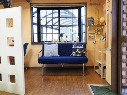 カットハウス ミチ美容室の写真
