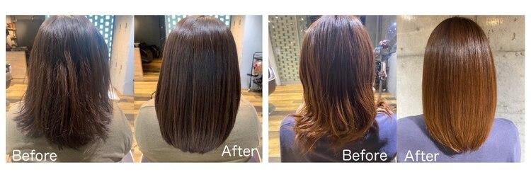髪質改善ヘアエステ フランネル 経堂(Flannel)のサロンヘッダー