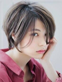 エイトジュール(8JOURS)の写真/印象を左右する顔周り・前髪のCutでもっと魅力的なあなたに。トレンドや季節感をプラスしたスタイルが◎