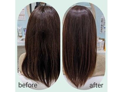 マオヘアー(MAO hair)の写真