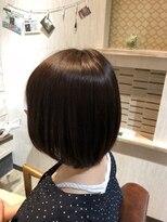 アイビーヘアー(IVY Hair)ストレートボブ