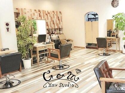 ジェムヘアスタジオ 湘南平塚南口店(Gem Hair Studio)の写真