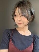 ラウンジ モリオ イケブクロ(Lounge MORIO Ikebukuro)【morio池袋】綺麗で女性らしいおしゃれショート♪