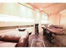 アロマ ヘアー ルーム 銀座店(AROMA hair room)の雰囲気(毎月2000人ご来店される大人気サロン♪銀座とは思えない空間へ♪)