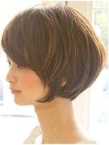 マイア 横浜駅店(hair saloon maia)short×waffle♪ タンバルモリ パーソナルカラー