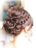 ヘアセットサロン パスクア(Hair Set Salon Pasqua)大人モテヘアー