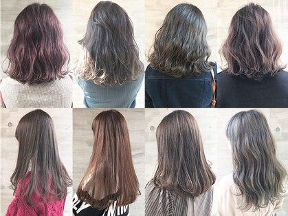 ヘアースタジオ アール(Hair Studio R)の写真
