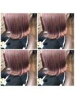 ヘアーメイクチック(HAIR MAKE CHiC)pink pink