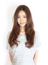 ライズヘアーブランド 宝塚中山店(RISE HAIR BRAND)ナチュラルロング