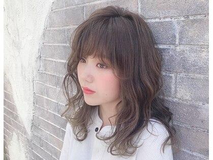 ピーブランズヘアー メイノハマ リチェッタ(P-brands hair meinohama Ricetta)の写真