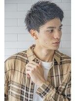 小久保style☆ブルーグレージュニューヨークドライカット
