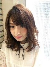 クッキー ヘアーアンドメイク(COOKIE Hair&Make)【COOKIE】fairy☆セミロング
