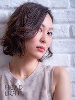 アーサス ヘアー デザイン 駅南店(Ursus hair Design by HEAD LIGHT)*Ursus*大人エアリーショートボブ