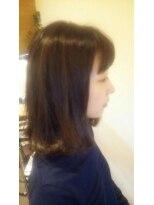 ジャムヴィーボ(Hair Make JAM Vivo)ミディアムボブ