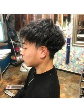 ロコマーケット 下北沢店(hair meke Deco.Tokyo)ツイストパーマスタイル