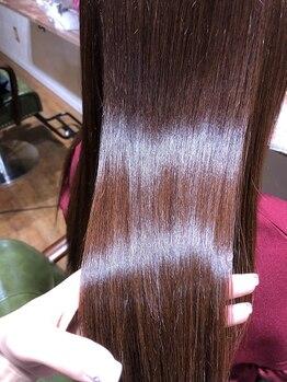 テラ(teRra)の写真/【未来を考えたヘアエステサロン◇】素髪から美しく…的確な施術とアドバイスで、お悩みに全力で応えます。