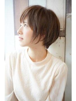 アガサ(agatha)の写真/あなたの髪のお悩み等をしっかりカウンセリング☆毎日のセットが決まる扱いやすいスタイルへ