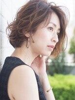 シアアオヤマ 表参道青山(SHEA aoyama)新しい白髪染めスタイル[外苑前/表参道/青山][U24]
