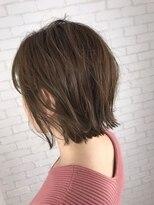ヘアーガーデンロルド(hair garden Rold)ナチュラルかわいいちょいハネ♪ボブ
