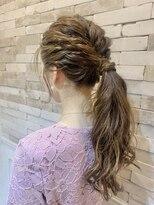 ヘアドレス レイ(Hair dress Lei)LONG × arrange