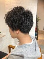 ルルカ ヘアサロン(LuLuca Hair Salon)LuLucaお客様☆スナップ メンズパーマスタイル