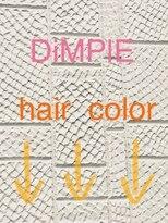 Dimple hair color