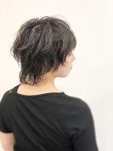 ラフューネ ヨコハマ(Raffune Yokohama)ハイライト×ネオマッシュウルフ\Raffune Yokohama高田祐樹