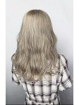 ソース ヘア アトリエ 京橋(Source hair atelier)【SOURCE】パールベージュ