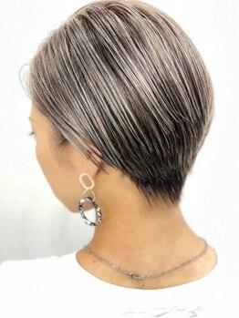ゼロイチ ヘアームゲン(#01 hair & ∞)の写真/一人ひとりの骨格・雰囲気・ファッション・メイクを見極め、あなただけのスタイルを創り上げていきます。