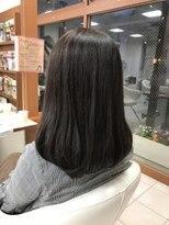 【佐々木 スタイル】髪質改善 大人女子はツヤ髪で勝負☆