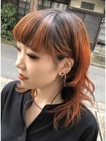 ☆オレンジカラー☆