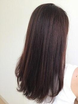 ヘア カラリネ(Hair Colorine)の写真/本格カラー専門店☆オーガニックハーブ入りの上質ボタニカルカラーで繰り返す度ツヤツヤ&潤う美髪に♪